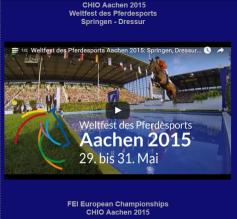 CHIO Aachen Video Highlight's 2015