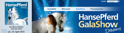 Google Exclusive.com-Horse-Event-Pferde-Messe-HansePFERD-2016-Hamburg-EXPO-International-GalaSHOW-Dream-
