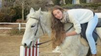 CarolineJoana Horses and Greece on Facebook Horse Riding SARTI Chalkidiki Johannes Kamp Neuss Industriemontagen